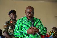 President Nana Addo Dankwa Akufo-Addo