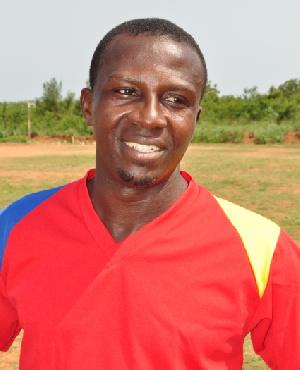 Amankwah Mireku is a former Hearts of Oak captain and Black Stars defender