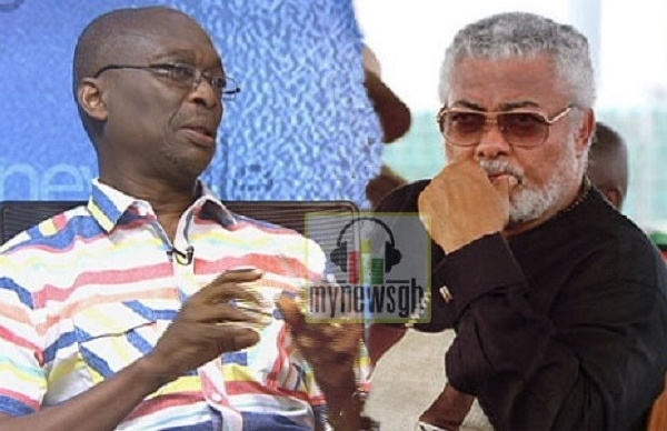 Kweku Baako lied before the National Reconciliation Commission – Rawlings