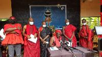Elders of Peki Traditional Area
