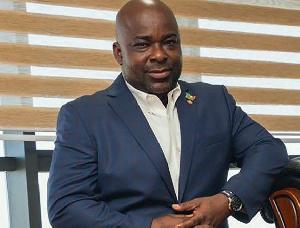 Michael Okyere Baafi, MP-elect for New Juaben South