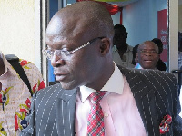 Acting Director of the  (ISD) Francis Kwarteng Arthur