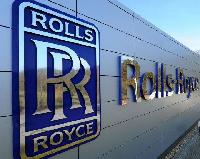 Aero-engine maker Rolls-Royce