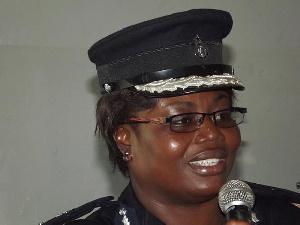 ACP Maame Yaa Tiwaa Addo Danquah CID