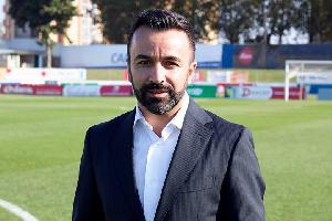 Coach Carlos Manuel Vaz Pinto