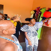 Member of Parliament for North Dayi, Joycelyn Tetteh commissioned the project