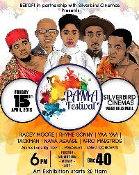 PAMA festival cover