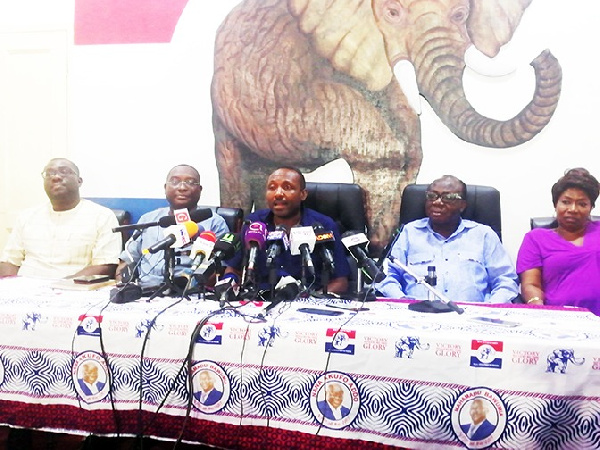 December 17 Referendum: NDC acted in bad faith - John Boadu