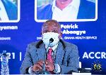 Minister of Health designate, Kwaku Agyeman-Manu