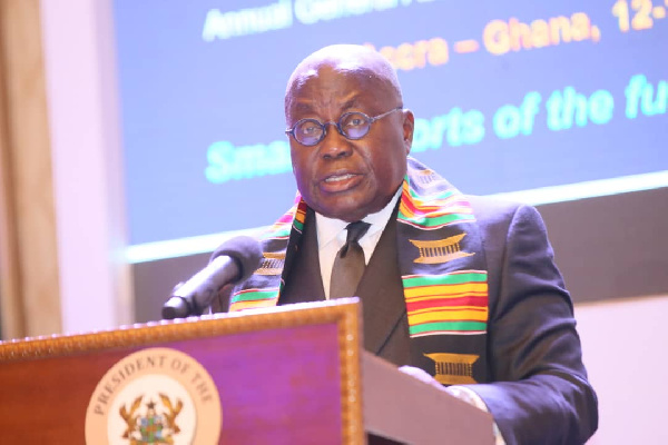 Akufo-Addo commissions first gas for Karpowership, Ghana saves $480 million