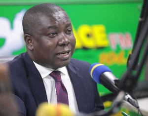 Gideon Boako speaks for Dr Mahamudu Bawumia