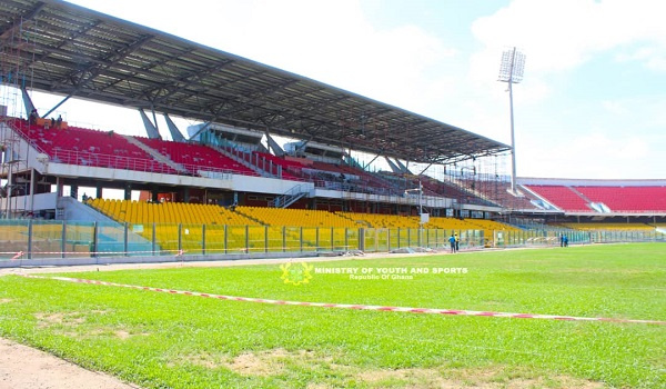 GH¢10 million stadium funds missing at National Sports Authority - A-G\'s report