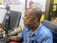 Rex Omar, Board Chairman of GHAMRO