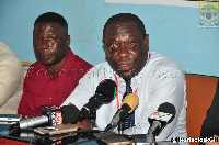 Former General Manager of Accra Hearts of Oak,Vincent Sowah Odotei