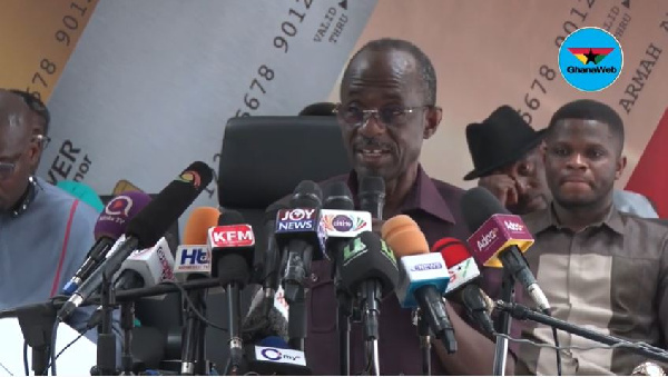 Asiedu Nketia denies facilitating the registration of 66 Ivorians