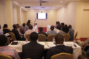A five-day waste management training course organized by Zoomlion