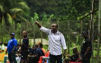 CK Akunnor, AshGold coach