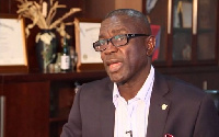 Chairman of the 15-member Board of Trustees for the Foundation, Prince Kofi Amoabeng