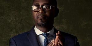 Disqualified Independent Presidential aspirant, Marricke Kofi Gane
