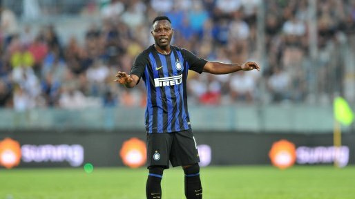 Asamoah has been looking for a new club since leaving Italian Serie A side Inter Milan