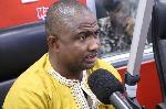 Former National Communications Officer of the NDC, Solomon Nkansah