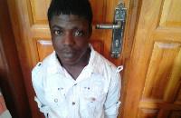 Kwaku Gyamfi, Suspect