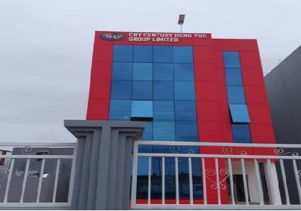 Chy Mall Company operations have been flagged by EOCO