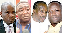 Top NDC gurus have been named in the double salary saga