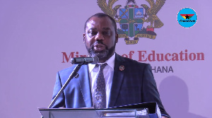 Minister of Education, Dr Matthew Opoku Prempeh
