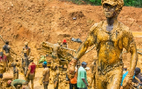 Government has promised to fight illegal mining activities
