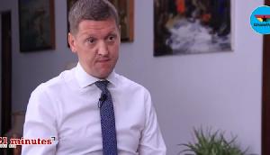 High Commissioner of the United Kingdom to Ghana, Iain Walker
