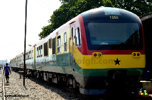 Railway New Ghana