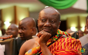 Ken Ofori-Atta has said government is not pulling out of the three-year $918m IMF deal