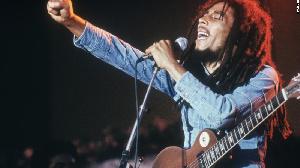 Jamaican singer-songwriter, Bob Marley