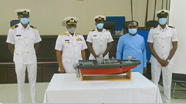 Ghana to build naval boats locally