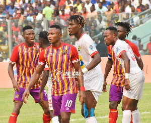 Kotoko scored Hearts of Oak 2-1