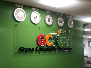 The Ghana Commodity Exchange (GCX)