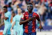 Boateng had a good campaign with Levante last season and is hoping to replicate that this term