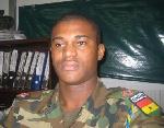 The late Major Maxwell Adam Mahama