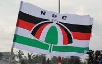 NDC flag (File photo)