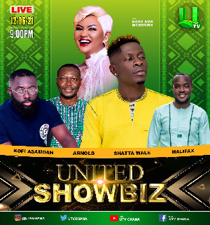 Shatta Wale will be a guest on the show