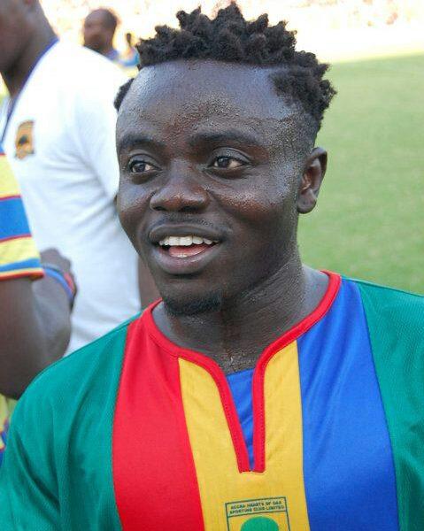 The Ebusua Dwarfs midfielder took to social media to bombard the GPL