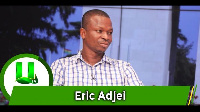 Eric Adjei, NDC Communicator