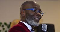Gabby Asare Otchere Darko, founder of Danquah Institute