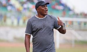 Coach Yaw Acheampong