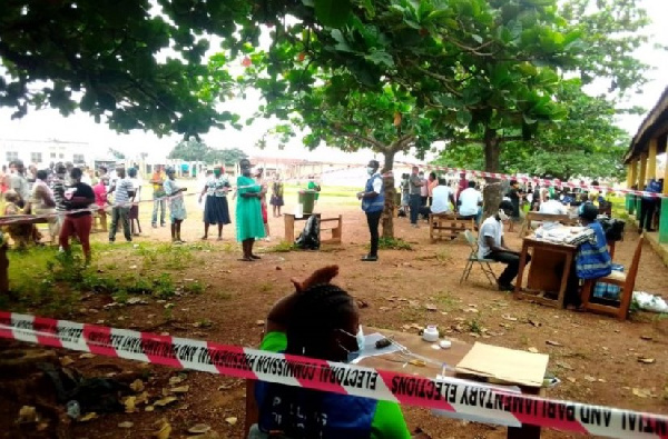 4,059 register for voters ID card in Bia East after phase one of exercise