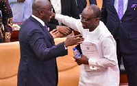 Bawumia has congratulated Ofori-Atta for winning the Best Finance Minister in Africa award