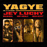 Cover art for Jey Luchy's 'Yagye'