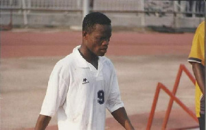 Lawrence Nii Adjah-Tetteh, former Hearts of Oak midfielder