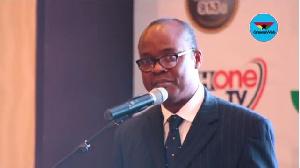 Dr Ernest Addison, BoG Governor